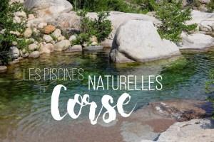 piscines naturelles corse
