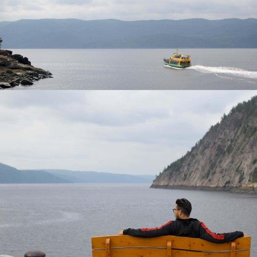 Croisière Saguenay