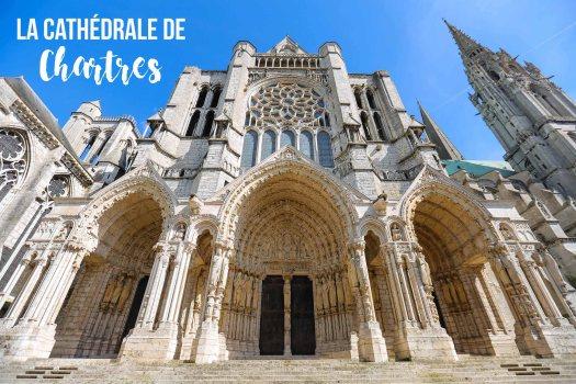 la cathédrale de Chartres blog