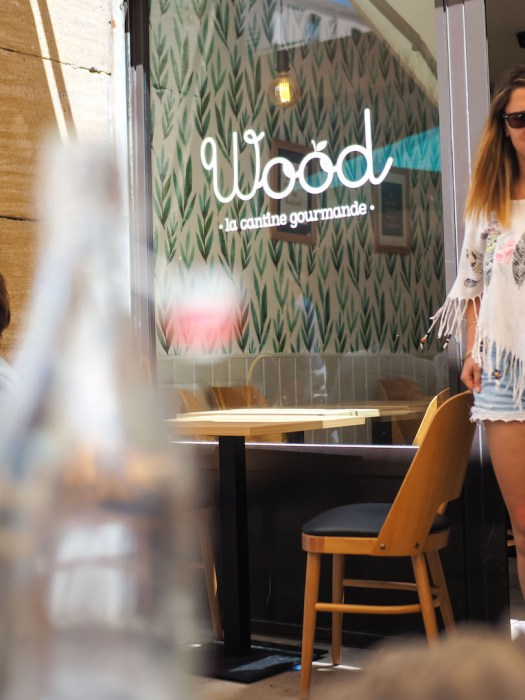 Le wood cantine gourmande marseille