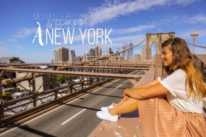 Les adresses New York