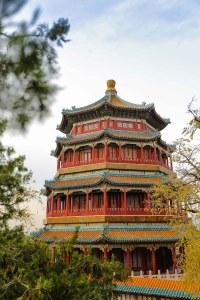 Chine Pekin palais d'été