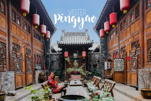 Visiter Pingyao