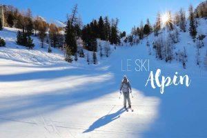 ski alpin queyras