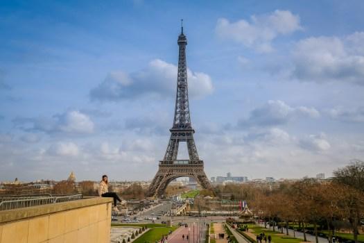 Paris en deux jours