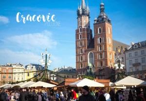 Destinations pas cheres Cracovie