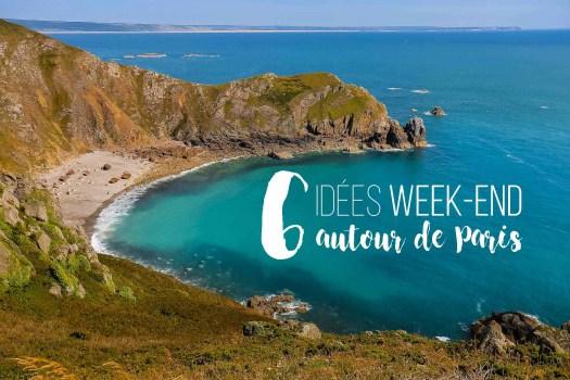week-end à moins de 4h de Paris en voiture blog