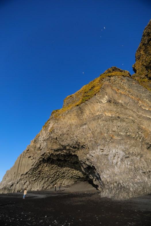 Road-trip en Islande Reynisfjara cave