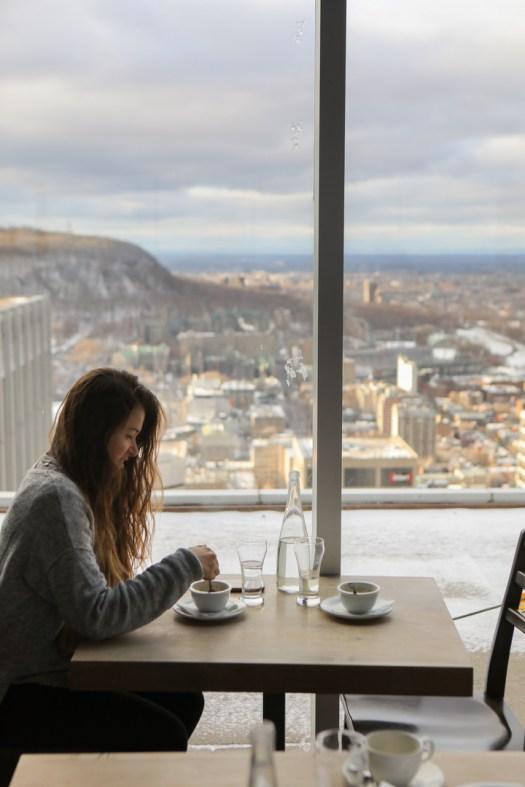 Restaurant Les Enfants Terribles à Montréal