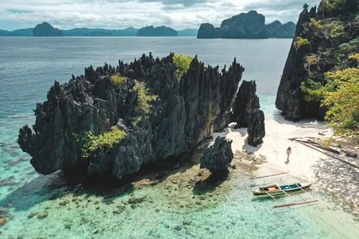 Island Hopping dans l'archipel de Bacuit à El Nido blog