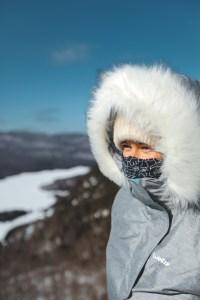 Température froide au Québec en hiver