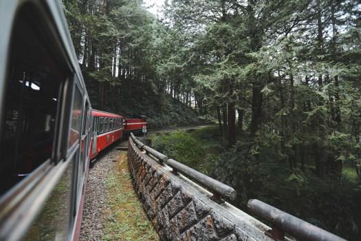 Train Taïwan blog