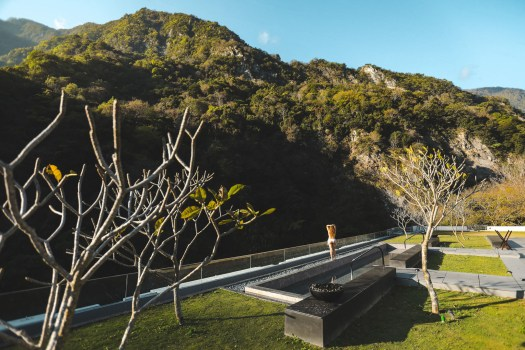 Taroko Silks Place Gorges Taroko Taiwan