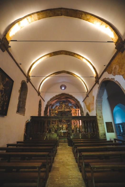 chateau sainte roseline les arcs chapelle