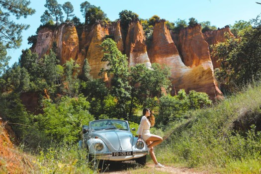 roussillon road trip blog