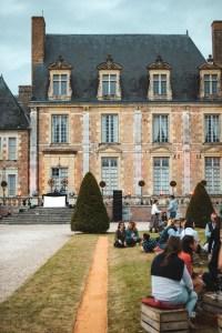 chateau de la ferté saint aubin