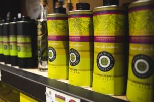huile d'olive callas