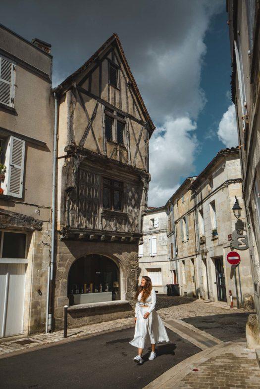 centre ville cognac