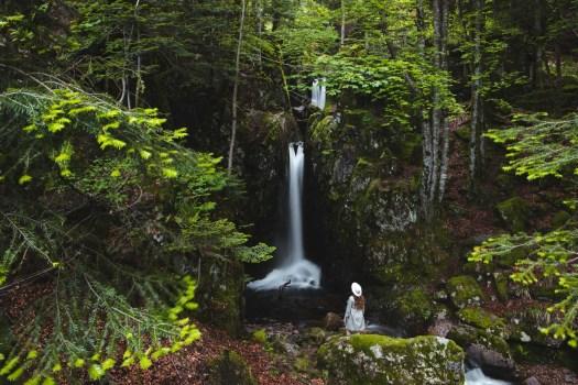 Belfort cascade du saut de la truite