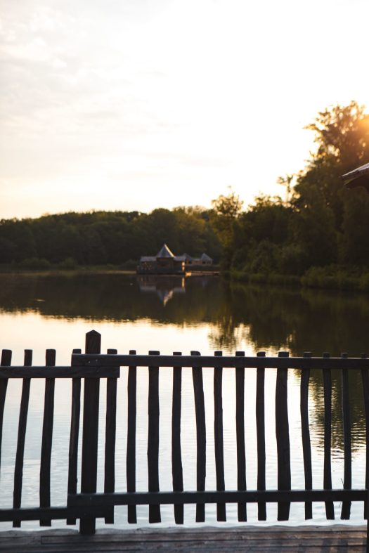 cabane grand reflet