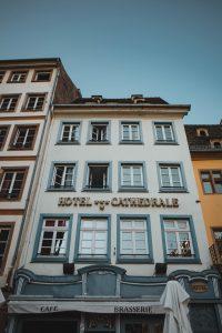 hotel cathédrale strasbourg