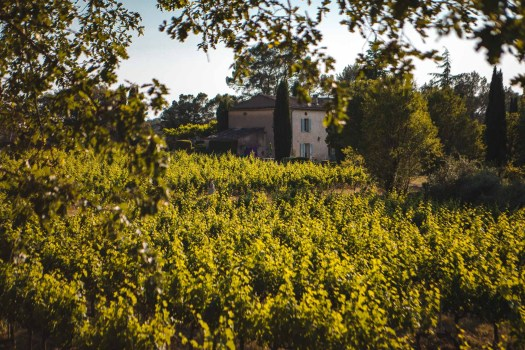 Clos d'Alari Saint Antonin du Var domaine viticole