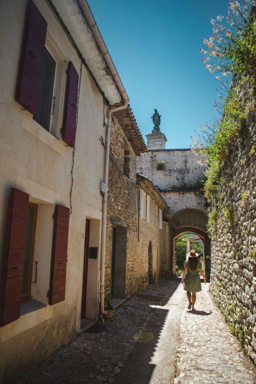 village Dauphin Alpes de Haute Provence