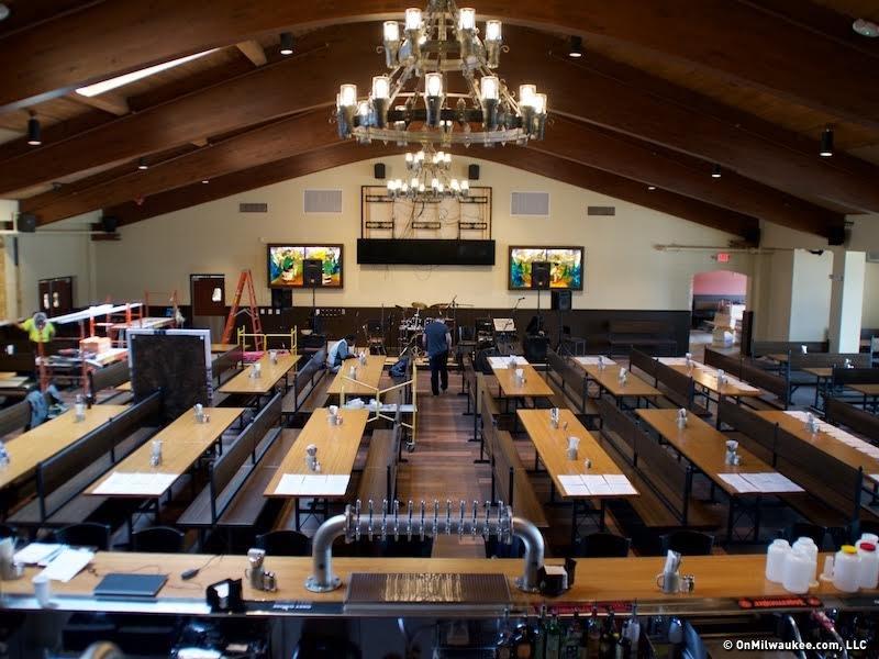 14 Photos Of The Stunning Soon To Open Bavarian Bierhaus