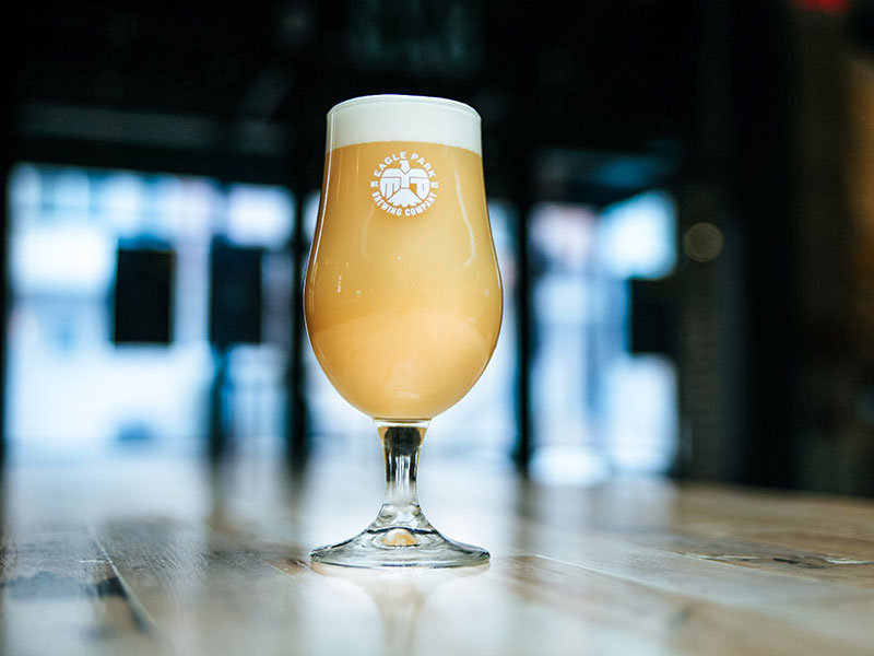 Vote for Eagle Park Brewing as the best new brewery in USA