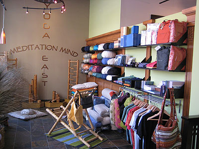 Third Wards New Futon And Yoga Store Encourages Livn