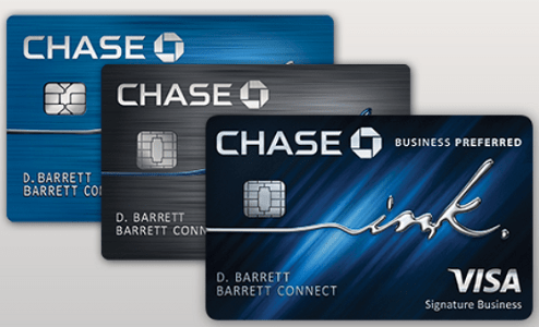 Chase Credit Cards Compare