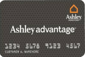 Ashley Advantage Credit Card