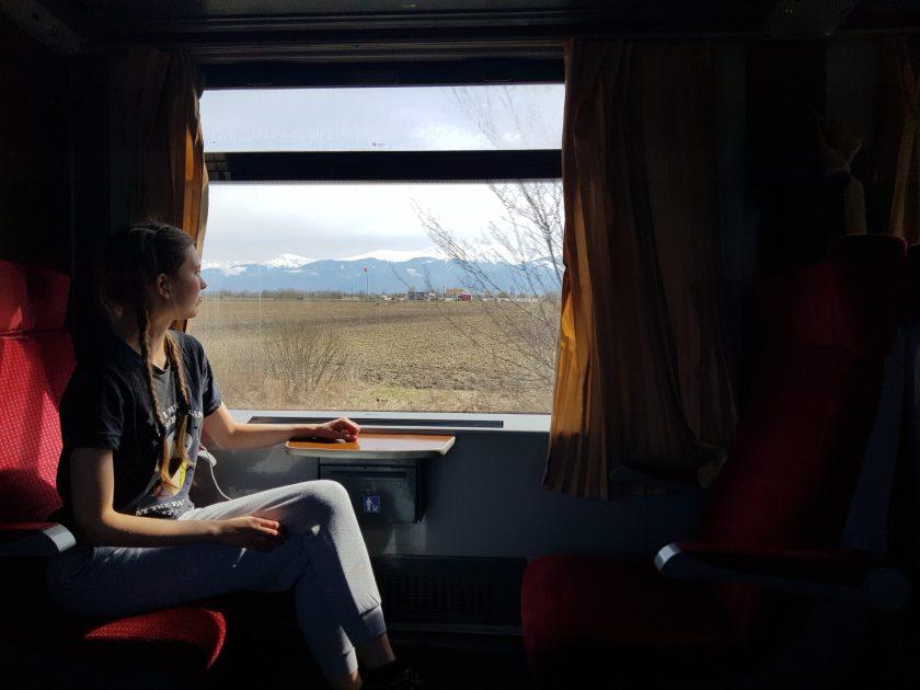 how to get around transylvania romania transport