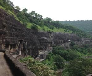 インドおすすめ3遺跡!!その1、アジャンター石窟群