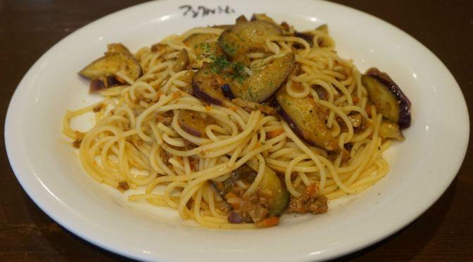恵比寿「アンクルトム」のスパゲティー