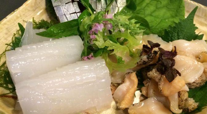 渋谷「小料理 秀」渋谷の真っ当な小料理居酒屋