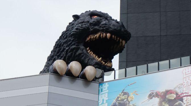 『シン・ゴジラ』はよく出来ている。そして新宿の「麻辣王豆腐」でランチ