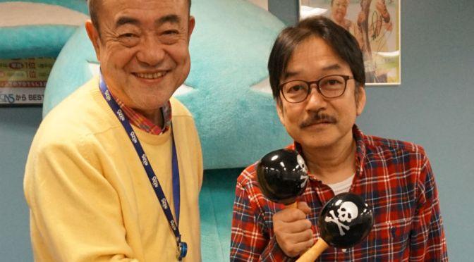 大野勢太郎さんの番組、FMナック5「勢太郎の楽園ラジオ」の「~ジジイ放談~怒りのマラカス」に本日生出演してきました。