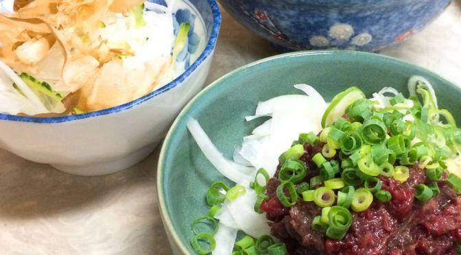 大久保「伊勢谷食堂」野菜市場の場内にある味わいの定食屋。