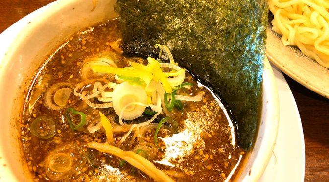 高島平「辰盛」バラエティーに富んだつけ麺の数々、忘れたころに恋しくなる美味しさ。