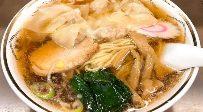 東武練馬「飛鳥」コスパ最高で味も言うことなし。界隈イチ押しのメチャ旨の中華屋。