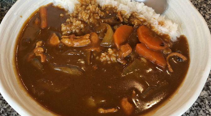 神保町「康楽」いつもの中華屋でカレーライスを食べてみた。