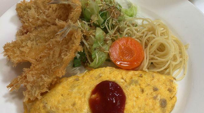 本郷三丁目「キッチンまつば」久しぶりに心が躍動したメチャ旨の町の洋食屋。