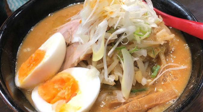 池袋「麺処花田」いつも行列の味噌ラーメン専門店。