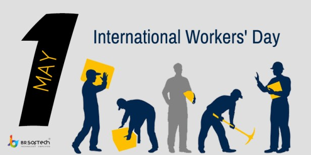 HAPPY WORKER'S DAY