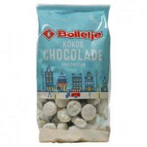 Bolletje kokos chocolade kruidnoten