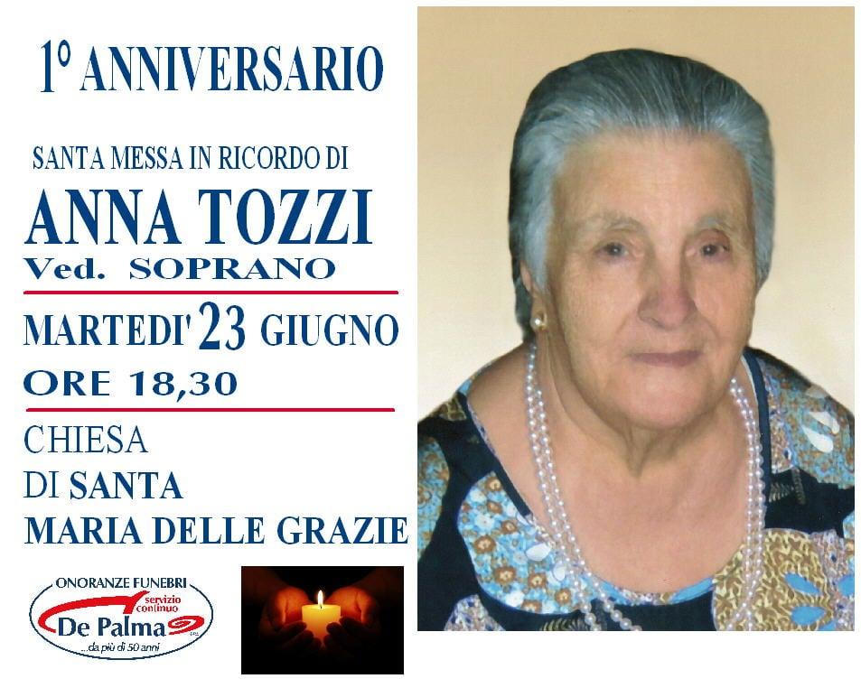 Anna Tozzi