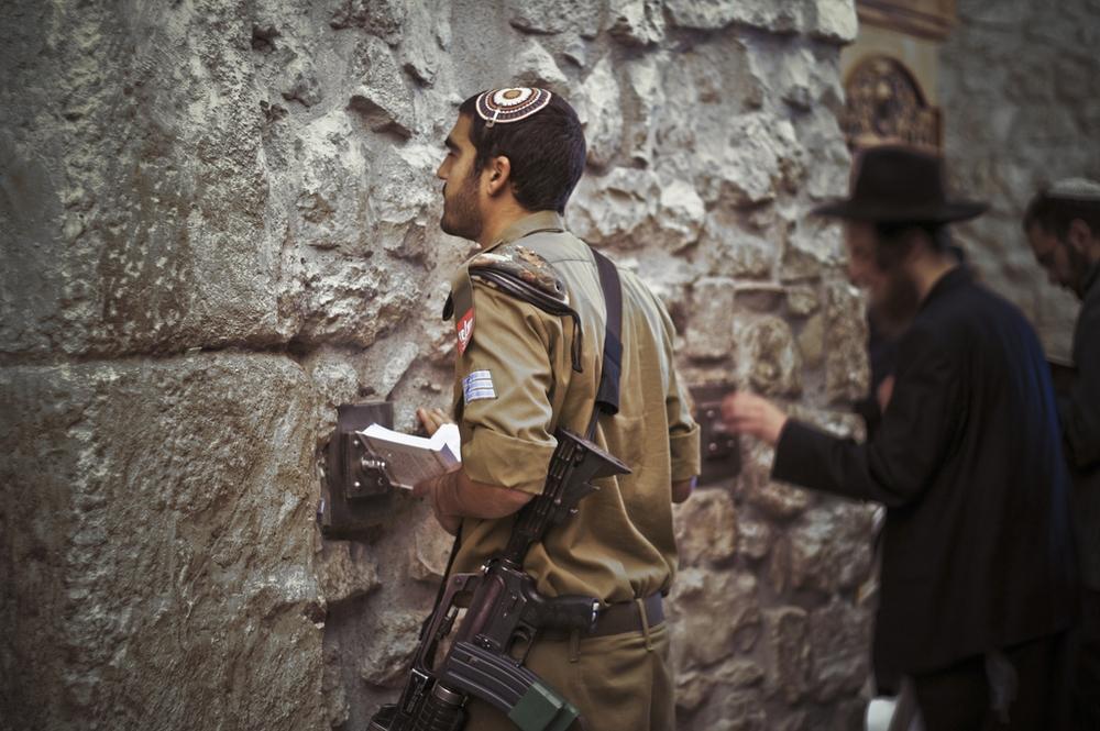 Le Mur des lamentations à Jérusalem. Crédit : Alex de Carvalho sur Flickr
