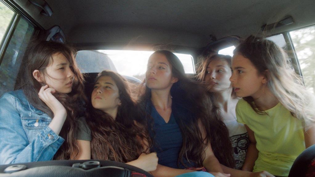 Screenshot du film Mustang (2015)
