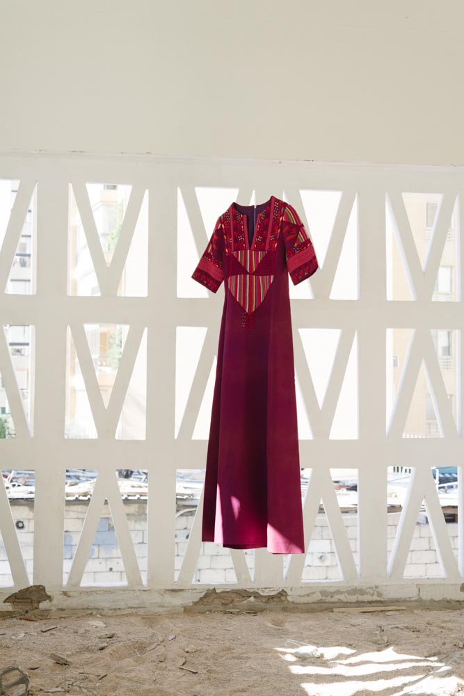 Collection Malak al-Husseini Abdulrahim, Tanya Traboulsi pour le Palestinian Museum